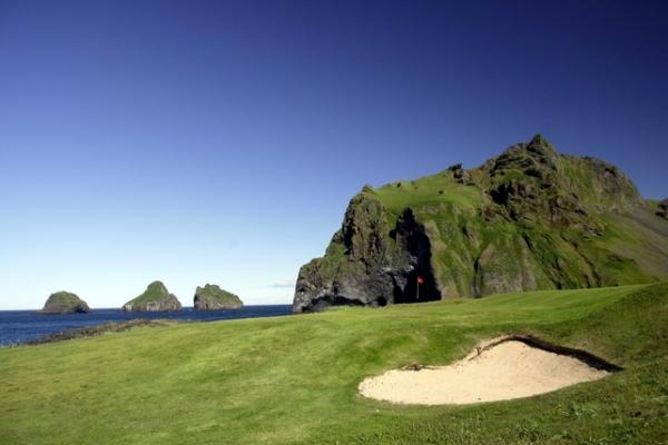 Golfvöllur, Vestmannaeyjar