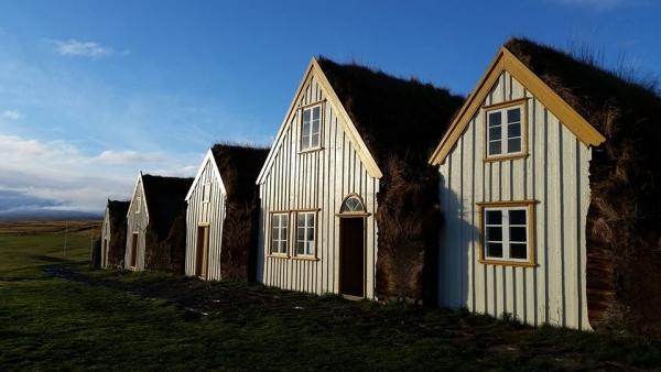 Byggðasafn Skagfirðinga, Glaumbær, torfbær