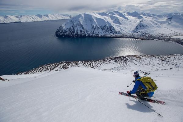 Deplar, Eleven Experience, heli skiing