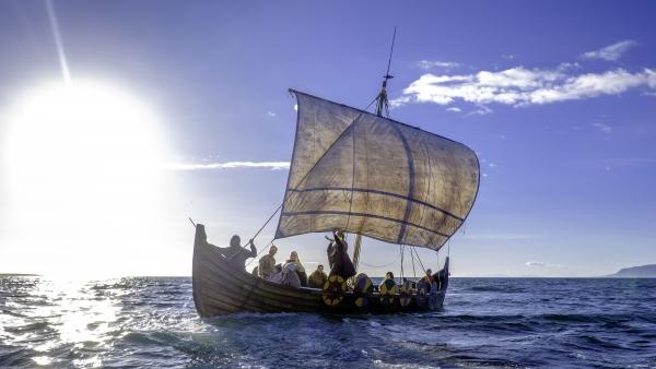 Reykjavík Viking Adventure, víkingaskip