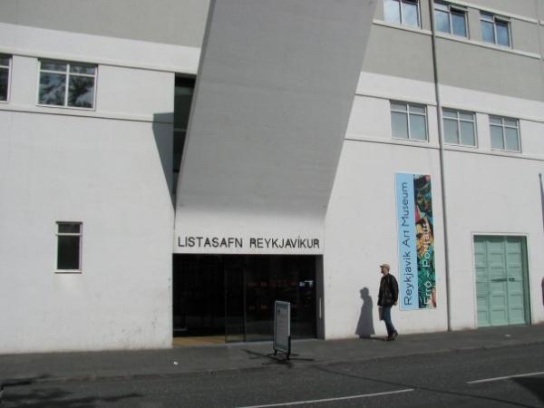 Listasafn Reykjavíkur, Hafnarhús