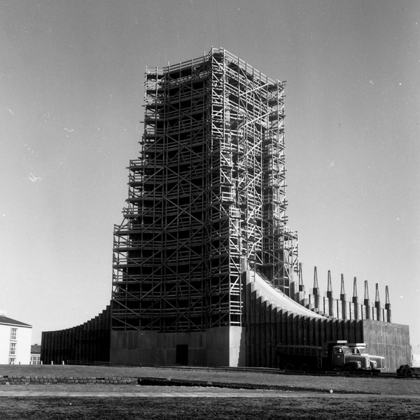 Hallgrímskirkja 1965-7