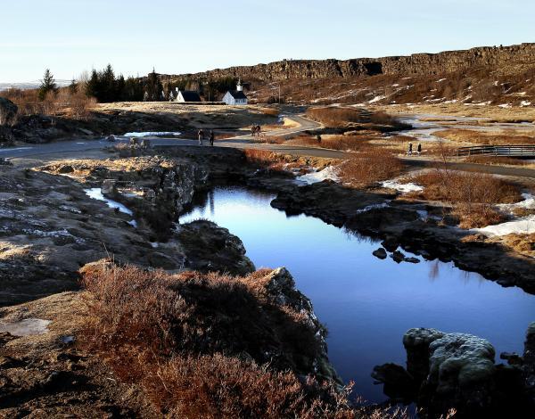 Þingvellir, haust