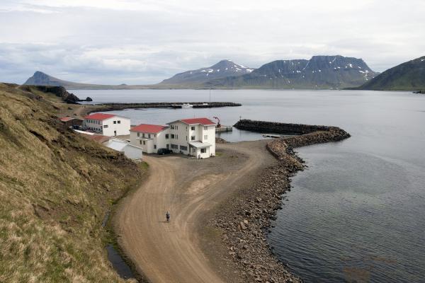 Kaffi Norðurfjörður, Strandir