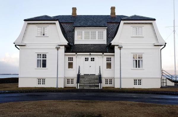 Höfði, bygging