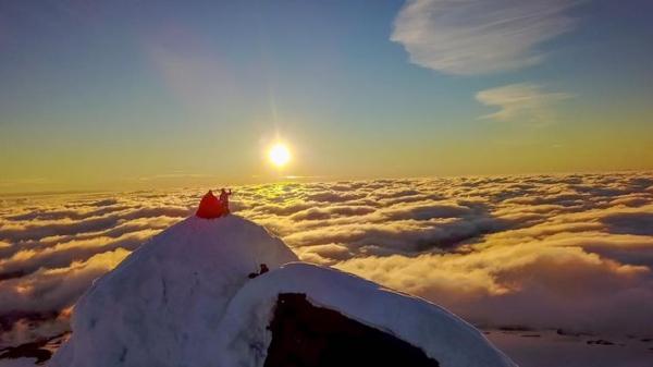 Snæfellsjökull, camping, hiking