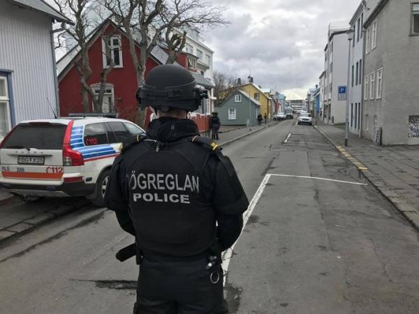 Police Grettisgata