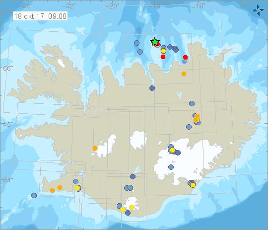Earthquakes 18.10.17