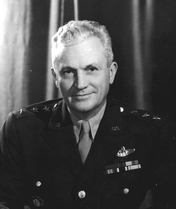 Frank M Andrews
