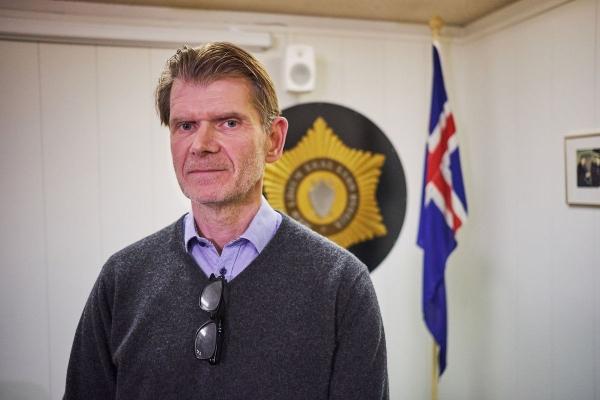 Grímur Grímsson, Police Chief Superintendent