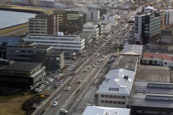 Borgartún, reykjavík