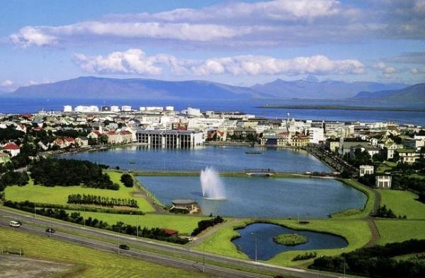 Hljómskálagarður