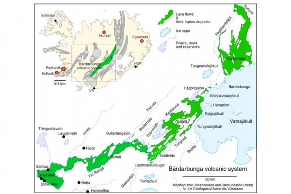 Bárðarbunga system