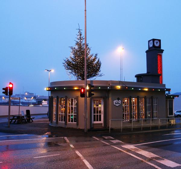 Búllan, Tommi's burger joint, hamborgarabúllan, geirsgata