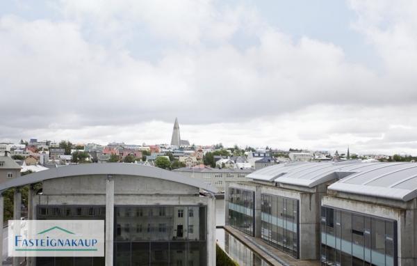 Fasteign, apartment, Tjörnin, Reykjavík