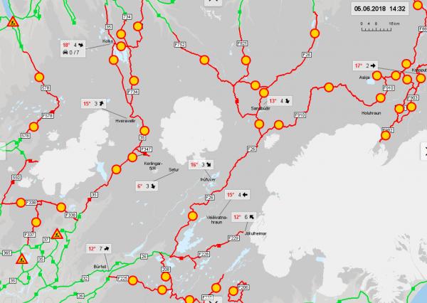 Central Highlands roads