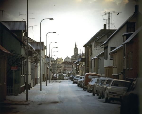 Reykjavík 1974, Grettisgata