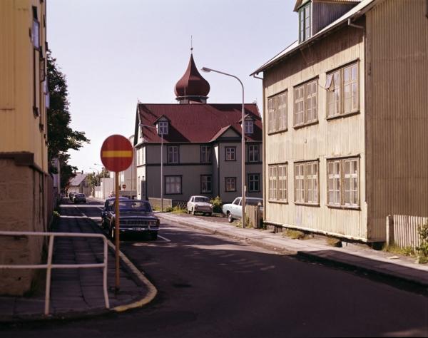 Reykjavík 1974, Spítalastígur, Þingholtsstræti