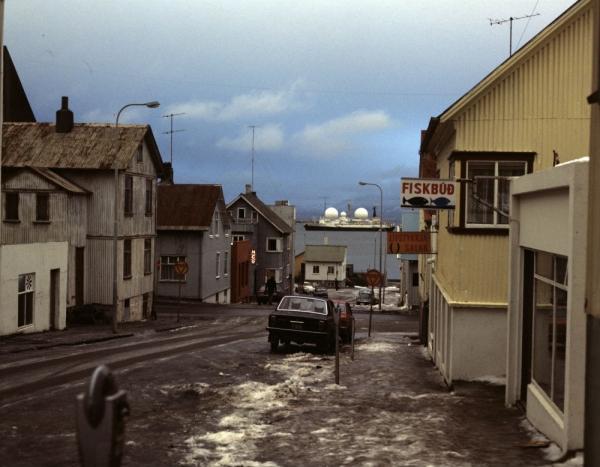 Reykjavík 1974, Frakkastígur
