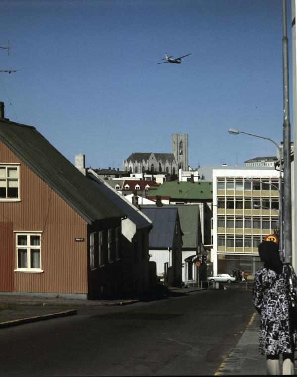 Reykjavík 1974, Bókhlöðustígur