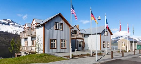 Franski spítalinn, hótel, Fáskrúðsfjörður