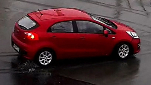 Red Kia Rio, Missing girl
