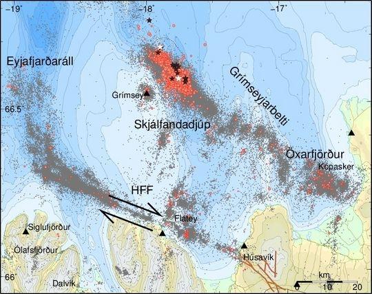 Grímsey earthquakes 19.feb.18