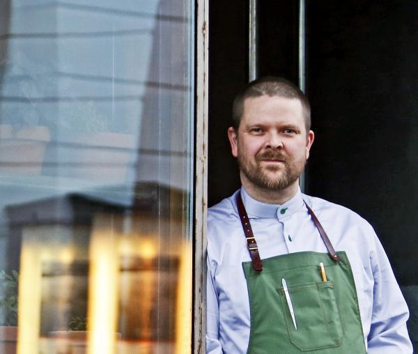 Gunnar Karl, Dill, kokkur, chef