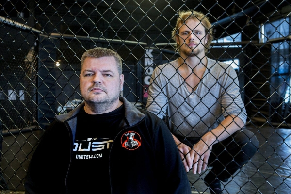 Gunnar Nelson, Haraldur Nelson, MMA, Mjölnir