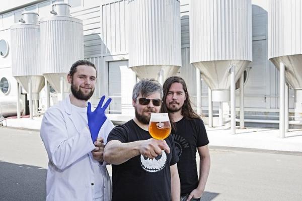 Borg brugghús brewery