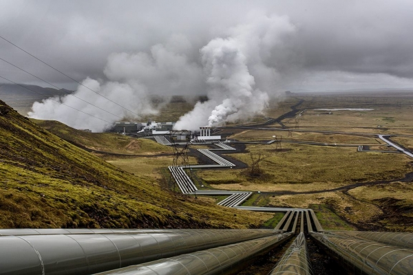 hellisheiðarvirkjun, geothermal