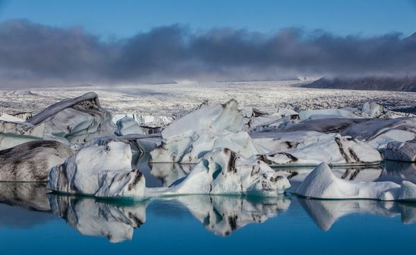 Jökulsárlón, Vatnajökull, suðausturland