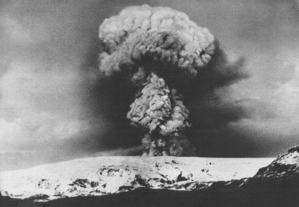 Katla 1918 eruption