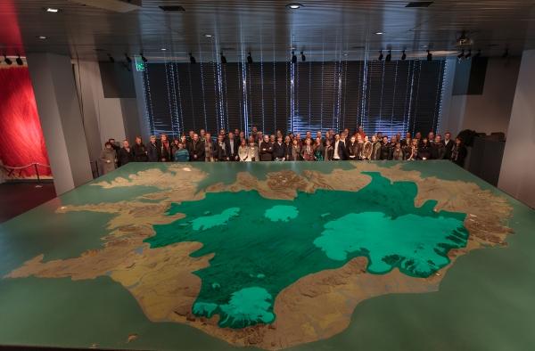 Miðhálendið, þjóðgarður, hagsmunaaðilar