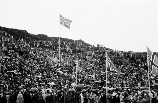 Declaration of independence, Þingvellir 1944