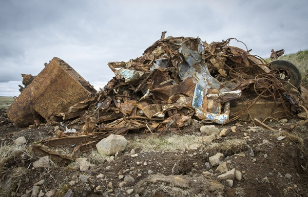 US Navy Waste dump, Keflavík