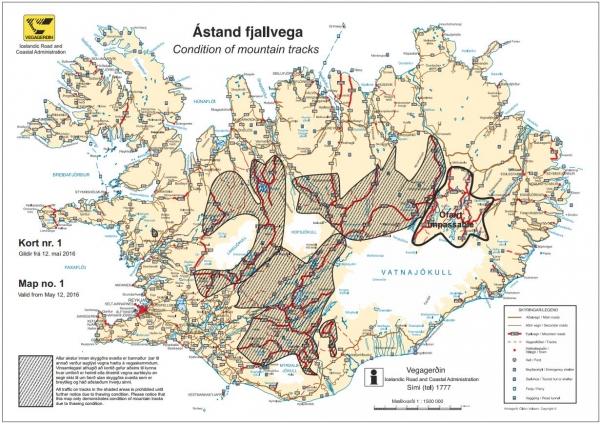 Sprengisandur | Icelandmag