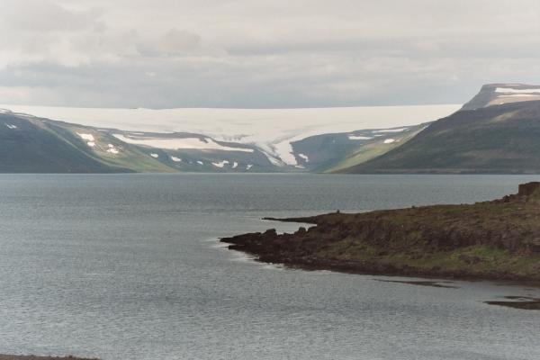 Drangajökull, glacier, Strandir, Vestfirðir