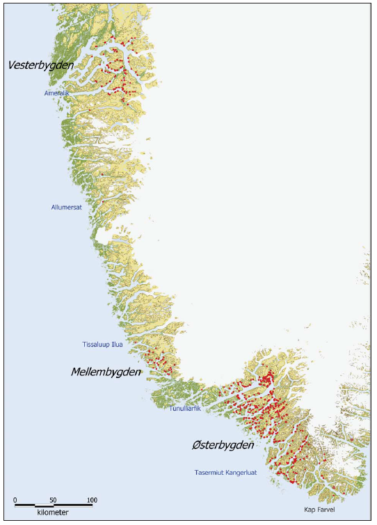 Norse settlement of Greenland