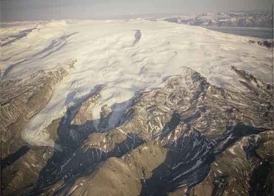 Öræfajökull glacier