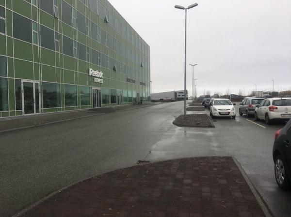 Reebok Fitness, Hafnarfjörður