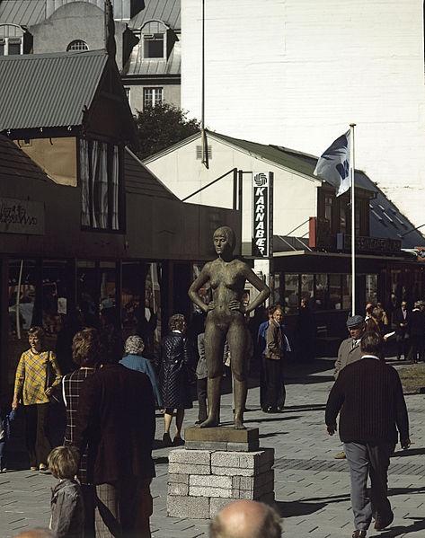 Reykjavík 1974, Lækjartorg
