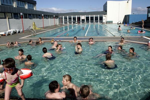 Seltjarnarneslaug, swimming pool