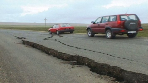 Suðurlandsskjálfti 2000, South Iceland Earthquake