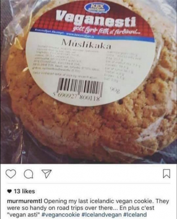 Vegan misunderstanding
