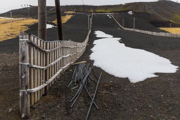 Bláfjöll no snow, december 2016
