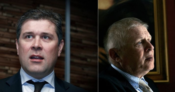 Iceland's PM calls for new election after junior partner quits gov't