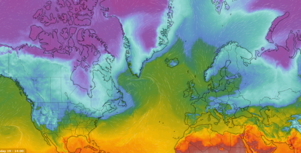 It 39 s warmer in reykjav k than in many european capitals - Paris weather 10 day forecast met office ...