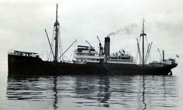 SS Porta, sister ship of SS Minden