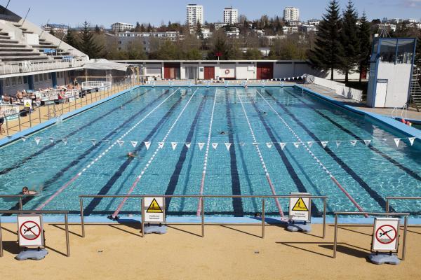 sundlaug, swimming pool